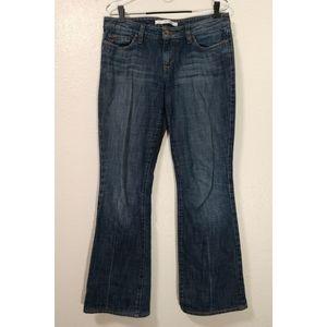 Joes Jeans 29 Honey Dark Wash Jeans Pants Bootcut